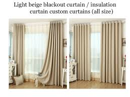 Beige And White Curtains A For Custom Made Curtains