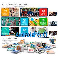 e box octa core 2gb 16gb 4k smart tv box android 6 0 dual wifi
