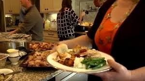 time to burn those thanksgiving calories