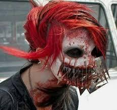 Scary Costume Halloween Halloween Masks Create Horror Fear