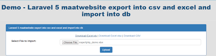 laravel tutorial exle all article expertphp