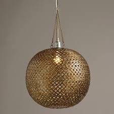 Moroccan Pendant Lights Delightful Moroccan Pendant Lights 3 Brass Disc Hanging Pendant