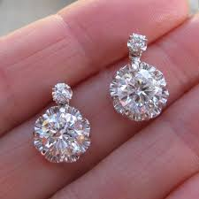 dimond drop diamond drop earrings jewels drop earrings