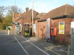 Swanwick railway station