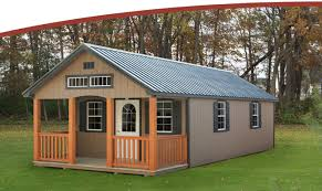 Prefab Backyard Cottage Prefab Cabins In Ky U0026 Tn Buy A Prefabricated Cabin For The Backwoods