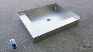 shower 60x32 shower pan beloved 60 x 32 shower base center drain