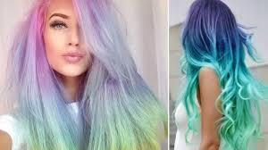 new hair color trends 2015 re pastels plaits and rainbows 6 ways to wear rainbow hair the