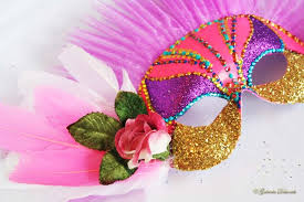 pink mardi gras mask mardi gras masks how to make a mardi gras mask be mysteriously