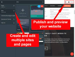 free and easy website creator