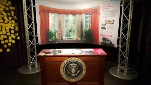 White House Oval Office Desk by National Constitution Center Presents Headed To The White House