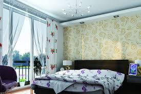 wallpapers interior design bedroom interior design floor to ceiling windows and wallpaper