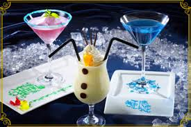 frozen themed cocktails will not give you brainfreeze