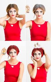 Halloween Costumes Red Hair 25 Red Queen Costume Ideas Queen