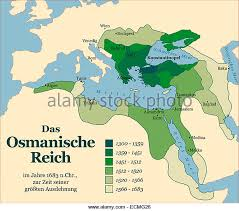 Ottoman Empire Capital Ottoman Empire Map Stock Photos Ottoman Empire Map Stock Images