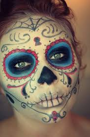 Day Of The Dead Halloween Makeup Ideas 108 Best Halloween Ideas Bout Makeup Images On Pinterest