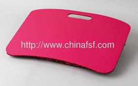 Cushioned Lap Desk by Portable Laptop Lap Cushion Tray Craft Desk 4838 B10 Manufacturer