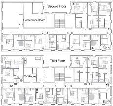 Hotel Room Floor Plan Design Hotel Palmer House Sauk Centre Minnesota