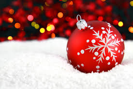 Christmas Decorations Snow Tree by Christmas Ornament Free Stock Photo A Red Christmas Ornament