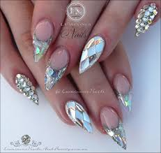 luminous nails and beauty gold coast queensland acrylic