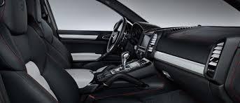 Porsche Cayenne Red Interior - porsche coupe and safety on pinterest 2017 porsche panamera