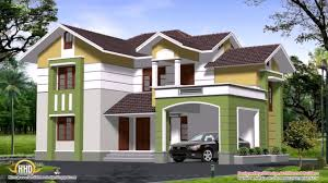 Floor Plan Two Storey by Two Storey House Design With Floor Plan In The Philippines Youtube