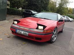mitsubishi eclipse 2 0 l kupė sportas 1992 m automobiliai