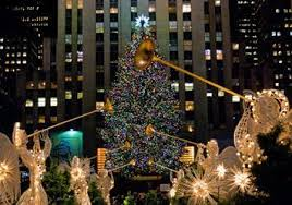 when is the christmas tree lighting in nyc 2017 video of rockefeller center christmas tree lighting 2006