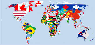 Country Flags Of The World Just In Time For Canada Day 4chan U0027s Int Came Together And
