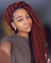 embrace braids hairstyles 40 best big box braids hairstyles jumbo box braids