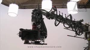 hydrascope telescopic camera crane chapman uk youtube