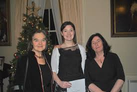 irish georgian society 2016 christmas party irish georgian society