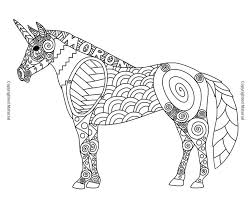 483 coloring horse zebra images coloring