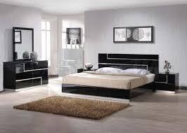 milan platform bedroom set in black lacquer pictures 2017