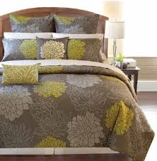 Black And Yellow Duvet Cover Yellow And Brown Duvet Cover Sweetgalas