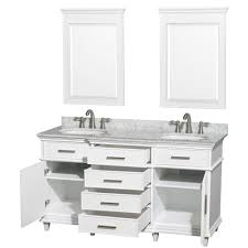 home decor 60 inch white bathroom vanity mid century modern
