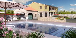 Mediterranean House Plans With Pool Create Big Houses With Modern Exterior Design Exterior Picture