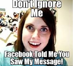 Best Facebook Memes - 20 best loved overly attached girlfriend meme sayingimages com