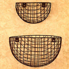 wall basket ebay