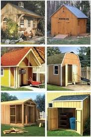 Diy Wooden Shed Plans by 108 Diy Shed Plans U0026 Ideas That You Can Actually Build In Your