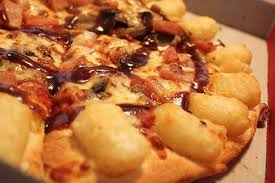 pizza hut launches new pizza crust made of hash browns london