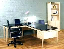 L Shaped Desk Modern Modern L Shaped Desks Mid Century Modern L Shaped Executive Desk