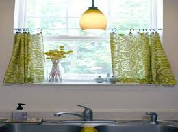 kitchen window covering ideas 18 best curtains images on bay windows window