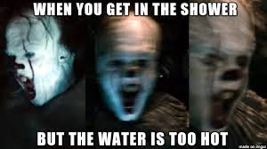 oh look another pennywise meme by elsafangirl204 on deviantart