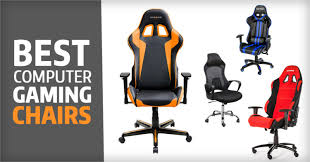 Are Gaming Chairs Worth It Best Computer Gaming Chair A List Of 18 Comfortable Chairs