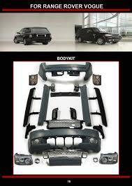 land rover dubai range rover vogue body kit dealers parts u0026 accessories auto