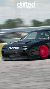 drift cars 240sx black 240sx s13 hatch wallpaper drifted com