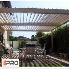 id e canap ap ro modern house design sun shade aluminium louvers roof view louvers