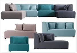 canapé modulable la redoute chaise redoute canape salon tissu modulable couleurs composition
