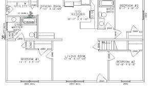 4 bedroom floor plans ranch ranch style homes floor plans floor plans 4 bedroom ranch style home