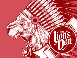 the lions den t shirt design by schiani ledo dribbble